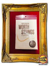 "Worth Strings Brown Fluoro carbon BM-LG 46"" 0.0205 0.0260 0.0291 0.0358"