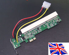 PCI Express x1 to PCI / PCI-X  Adapter Card