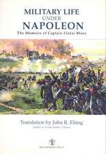 Military Life Under NAPOLEON Glaze Elting 1997 1stEd HC