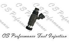 OEM Nikki Fuel Injector (1) CDH-166 Rebuilt by Master ASE Mechanic USA