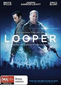 Looper (DVD, 2013)