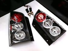 NISSAN PATHFINDER 2003+ JDM BLACK TAIL LIGHTS PAIR