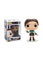 FUNKO POP Games Series; 168: Lara Croft VINYL Pop FIGURE