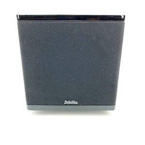 Definitive Technology Powerfield Supercube III Subwoofer For Parts or Repair