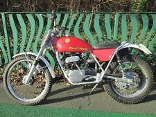 1974 Bultaco Sherpa 325cc (ROAD LEGAL)