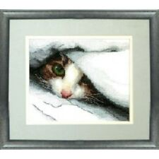 Cross Stitch Kit Cat art. M-91