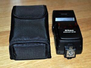 Nikon Speedlight SB-600 Shoe Mount Flash