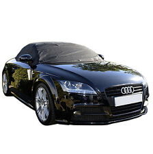 AUDI TT SOFT TOP ROOF PROTECTOR HALF COVER - Mk2 (Typ 8J) 2006 to 2014 {238}