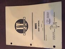 I&T WHITE SHOP TRACTOR SHOP MANUAL 2-155 2-135