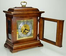 Lovely Howard Miller 1050-020 Mantel Clock 612-436 Triple Chime w Key Works