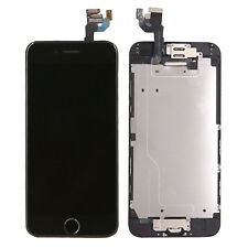 for iPhone 6 6g Black LCD Screen Touch Digitizer Full Assembly Replacement