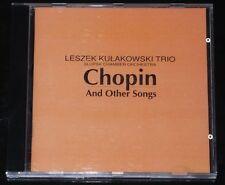 Polish Jazz - Leszek Kułakowski - Chopin And Other Songs - SIGNED!!!!