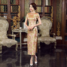 Women New Arrival Dress Chinese Traditional Cheongsam Bridesmaid Evening Dress