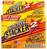 Stacker2 Extreme Fat Burner Diet & Energy Supplement 20 ct Capsules Exp 4/22 NEW