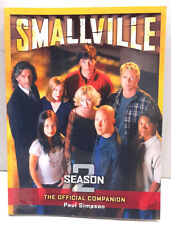 Smallville Official Companion Season 2 Reference Book- Free S&H