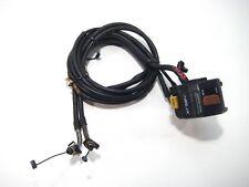HONDA Helix CN 250 spazio Interruptor Unidad del DERECHO + Cables Valvula 1138