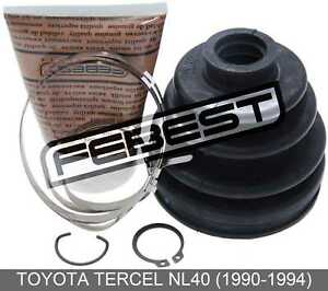 Boot Outer Cv Joint Kit 76.8X87X21.4 For Toyota Tercel Nl40 (1990-1994)