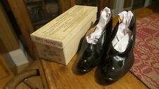 Antique Ball-Band Women'S Lura Croquet Juno Boots Size 6F, Nos, Rubber Boots