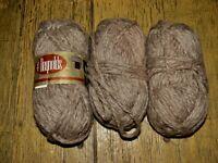 Lot of 3, Reynolds Wool Troll Lopi