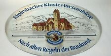 Reklamespiegel Pub Breweriana Advertising Pub Mirror Alpirsbacher Kloster Weisse