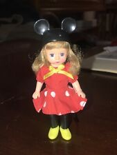 McDonalds 2004 Madame Alexander Mickey Mouse Disney #3 girl figure Costume Doll