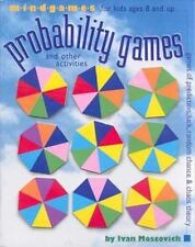 MindGames: Probability Games by Ivan Moscovich (2000, Hardcover)