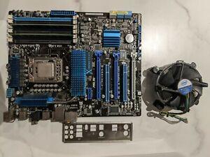 ASUS P6X58D-E LGA 1366/Socket B ATX Intel Core i7 960 3.2GHz 8GB DDR3 RAM bundle