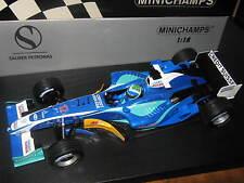 1:18 propre petronas c24 p. Massa 2005 100050012 Minichamps Ovp New