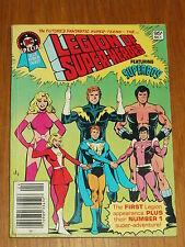DC BLUE RIBBON DIGEST SPECIAL #1 LEGION SUPER-HEROES 1980 BRITISH POCKET BOOK