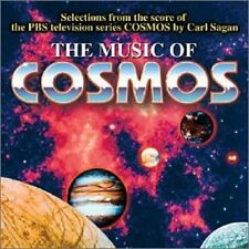 MUSIC OF COSMOS: Selections from the Score of the TV Series by Carl Sagan OOP