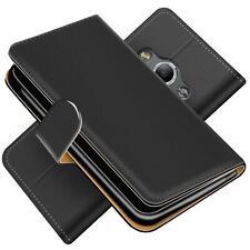 Handy Hülle Samsung Galaxy Xcover 3 Schutz Etui Booklet Cover PU Leder Tasche