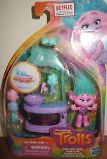 DreamWorks TROLLS Satin's Sweet Treats Hasbro Figure Brand New