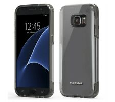 PureGear Slim Shell Pro Case for Samsung Galaxy S7 in Retail Packaging - 61397PG