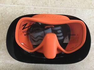 Zeagle SCOPE MONO mask Rescue Orange NEW IN BOX
