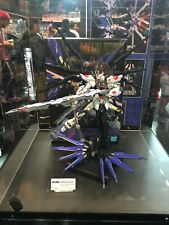 NYCC 2019 Exclusive Metal Build Gundam Strike Freedom Soul Blue Ver - In Hand