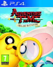 Adventure Time Finn and Jake Investigations PlayStation 4 Ps4