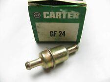 Carter GF24 LOW PRESSURE (carburetor) 1/4-inch Fuel Filter
