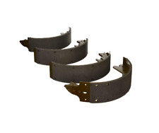 Ford E250 F350 P350 P400 Heavy Duty Relined Drum Brake Shoes Bendix R358