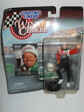 AUTOGRAPHED JOHN FORCE STARTING LINEUP FIGURE