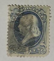 US Stamp #182 - Used