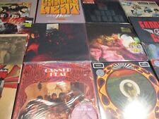 CANNED HEAT LIVING BOOGIE & BEST OF LIVE 1973 MONTREUX SEALED 18 LP SET + CD'S