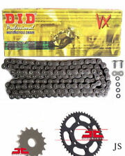 Honda GB500 TT, K Clubman 89-90 DID VX X-Ring Chain & Sprocket Kit