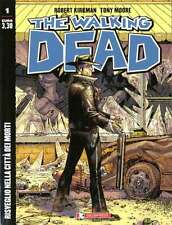 comics THE WALKING DEAD ECONOMICO SECONDA RISTAMPA N.  1 - nuovo - salda press