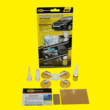 DIY Car Auto Wind Glass Windscreen Windshield Repair Tool Kit For Chip Crack