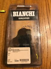 Bianchi Waistband Concealment Holster, Tan Leather, Model # 18026