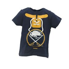 Buffalo Sabres Official Nhl Reebok Apparel Infant Toddler Size T-Shirt New Tags