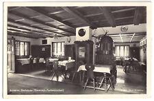 AK, Garmisch-Partenkirchen, Aule-Alm, Gaststube, 1931
