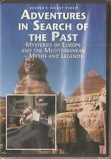 Adventures In Search Of The Past Mysteries Of Europe & The Mediterranean NEW DVD