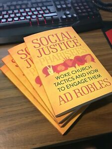 Social Justice Pharisees - Brand New Direct From AD Robles Media!