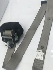 2008 Mercury Mariner F. Escape Rear Right Seat Belt Assembly 606500400A OEM(3H4)